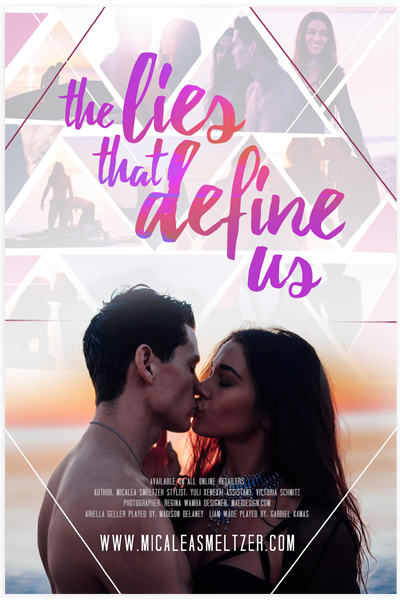 The Lies That Define Us Poster